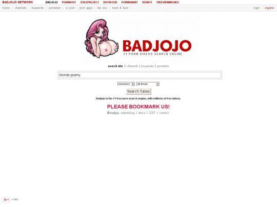 Badjojo,com Japanese »