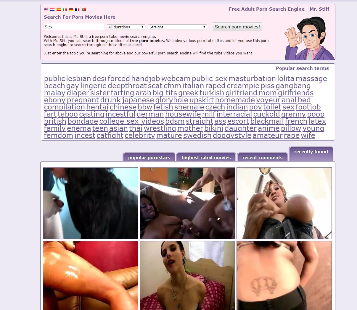 Blonde emo porn