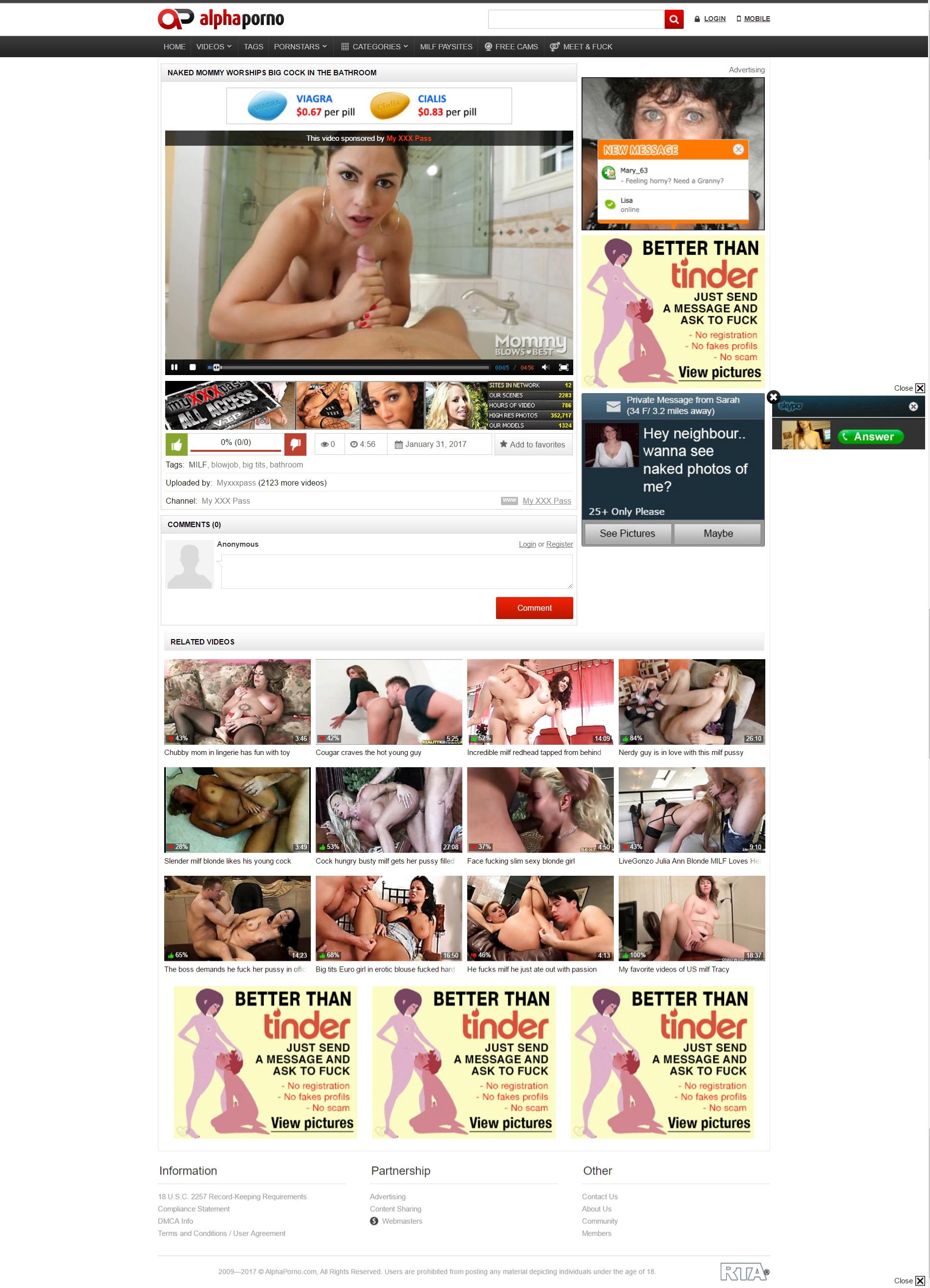 Alphaporno - Alphapornocom - Best Porn Tube Sites - Best -3129