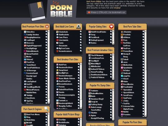 top porn search engines